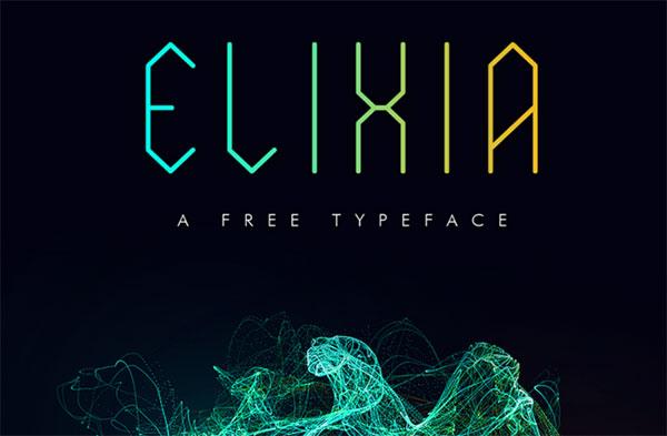 ELIXIA-Free-Thin-Font-2016