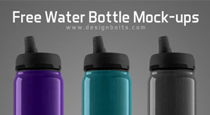 Free-Eco-Friendly-Water-Bottle-Mock-up-PSD-Files