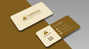 Free logos free logo rounded corner business card design template mock up psd reheart Images