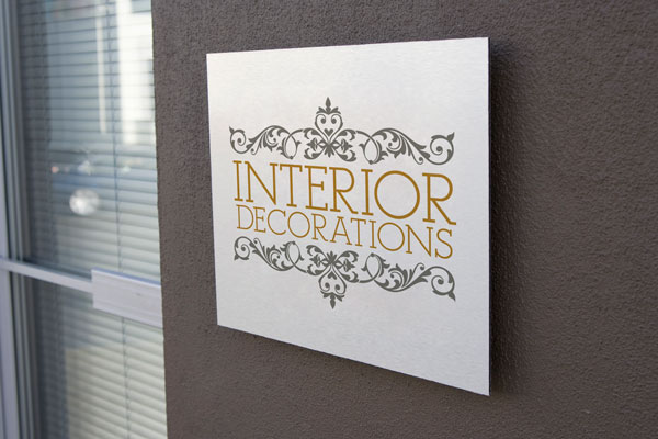 free indoor  u0026 outdoor office wall sign mockup psd files