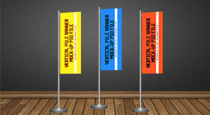 Free-POS-Vertical-Flag-Pole-Banner-Mock-up-PSD-File