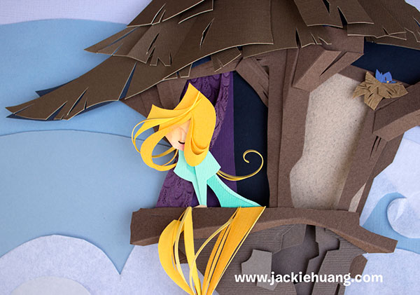 Inspiring Paper Art Sculptures (10)