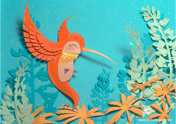 Inspiring Paper Art Sculptures (14)
