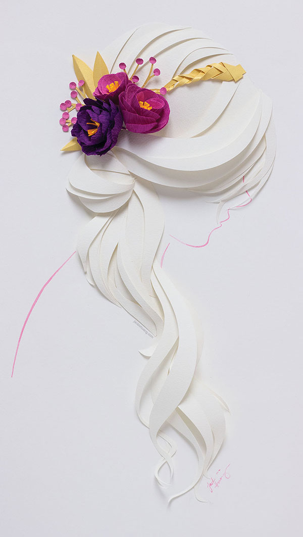 Inspiring Paper Art Sculptures (17)