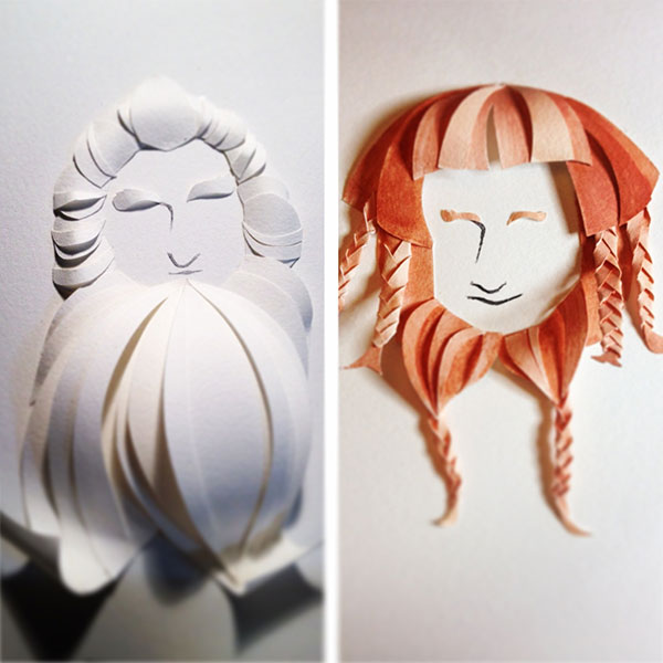 Inspiring Paper Art Sculptures (19)