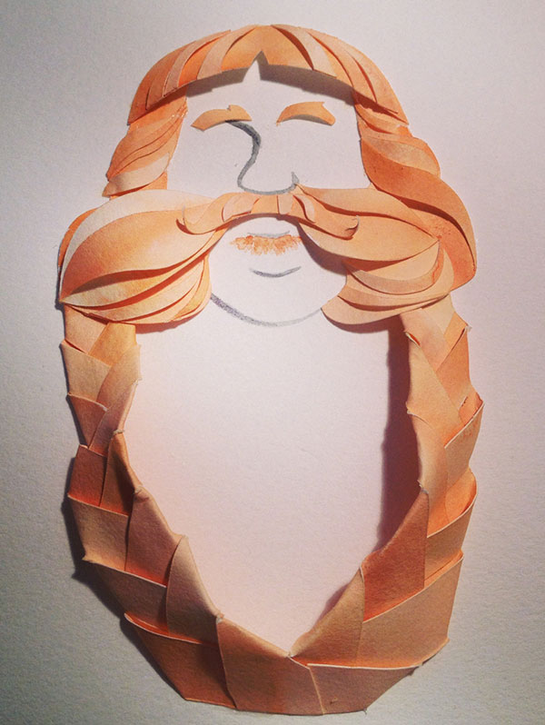 Inspiring Paper Art Sculptures (20)
