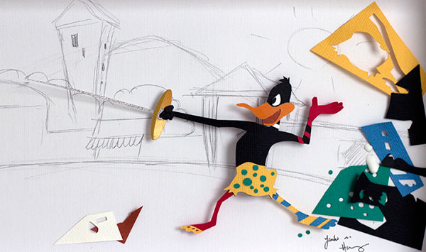 Inspiring Paper Art Sculptures (25)