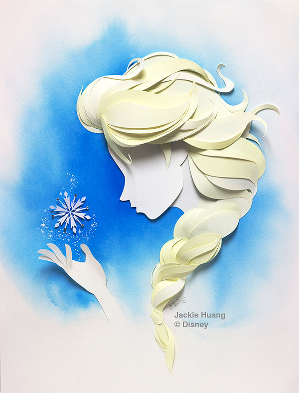 Inspiring Paper Art Sculptures (27)