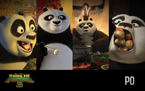 Kung-fu-Panda-Po-Wallpaper