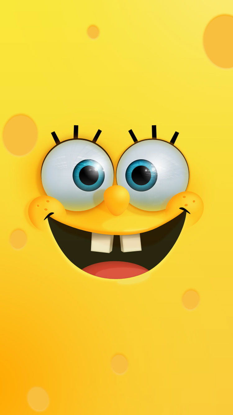 Spongebob-iPhone-Wallpaper-HD
