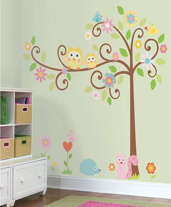 Best Wall Decals for Kids