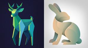 3D-Animal-logo-design-trend-2016-13