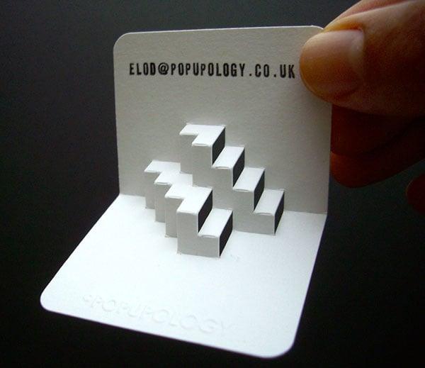 20 beautiful creative business card design ideas for
