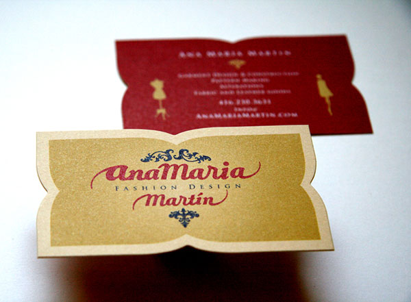 Ana-Maria-Fashion-business-card-design