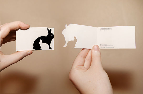 20 beautiful creative business card design ideas for inspiration