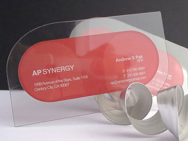 Clear-plastic-business-card-Design