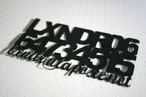 Diecut-Business-card-design
