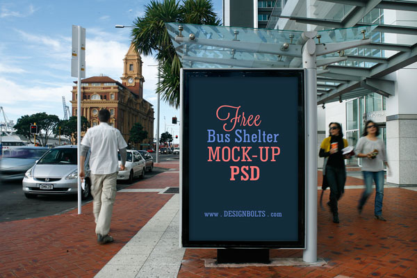 Free-Bus-Shelter-Outdoor-Advertising-Mockup-PSD-File-2