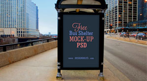 Free-Bus-Shelter-Outdoor-Advertising-Mockup-PSD-File-3