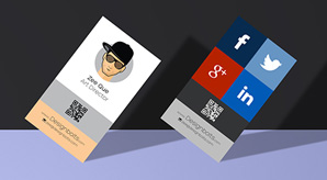 Free-Vertical-Business-Card-Design-&-Mockup-PSD-2
