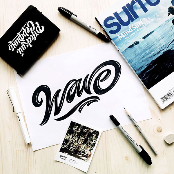 Logotype, Lettering & Typography (21)