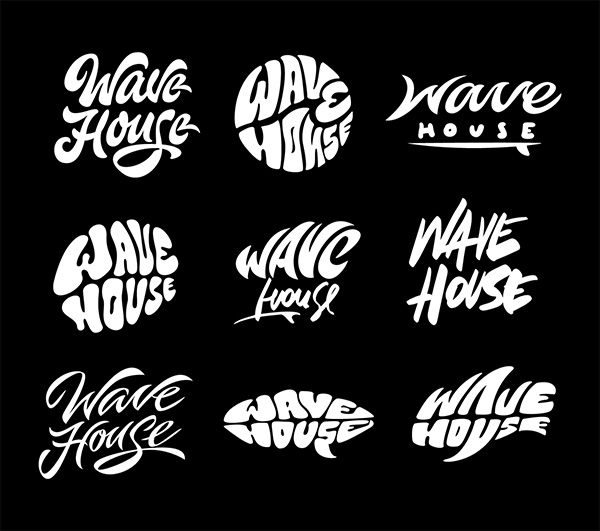 Logotype, Lettering & Typography (5)