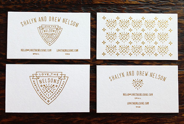 Love-The-Nelsons-Letterpress-Business-Cards