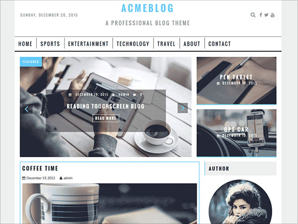 AcmeBlog-professional-Magazine-Blog-WP-theme