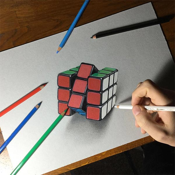 Amazing-3D-Pencil -Drawings-2016 (10)