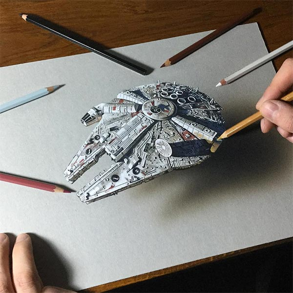 Amazing-3D-Pencil -Drawings-2016 (12)
