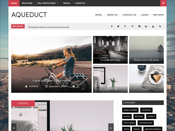 Aqueduct-Minimal-Magazine-blog-WP-theme-2016