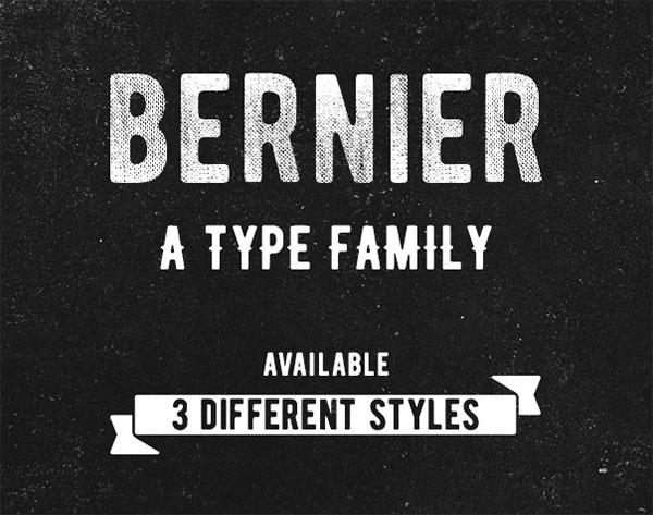 BERNIER-Free-Sans-Serif-Type-family