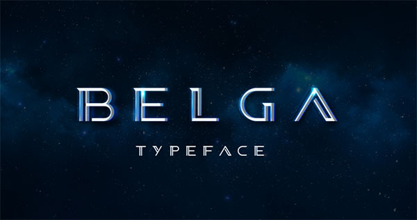 Belga-Beautiful-Free-Sans-Serif-font