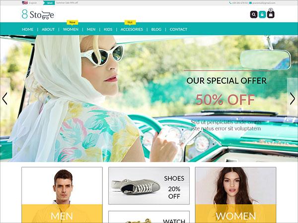 EightStore-Lite---free-Ecommerce-WooCommerce-theme