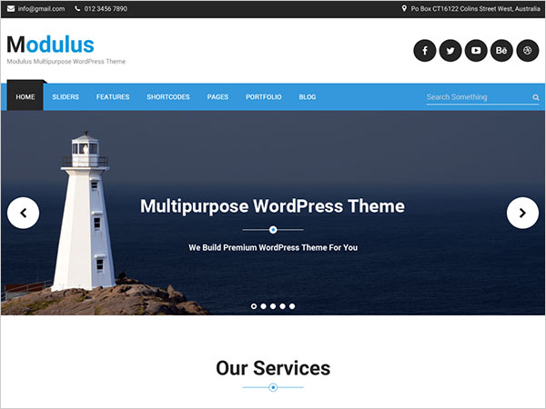 Modulus-Stylish-and-Responsive-WP-Theme-For-Corporate-Business