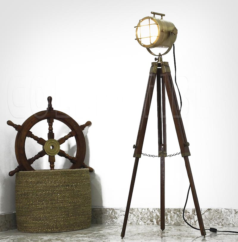 Brass-Vintage-Designer-Lamp-for-Home-Decor