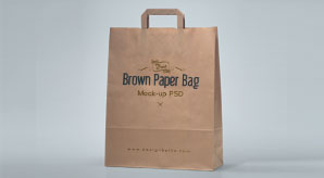 Free-Brown-Paper-Shopping-Bag-Mock-up-PSD-f