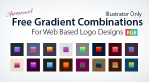 Free-Gradient-Combinations-For-Web-Based-Logo-Designs-2