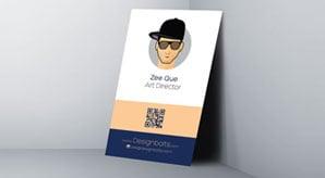 Free-Vertical-Business-Card-Design-&-Mockup-PSD-2