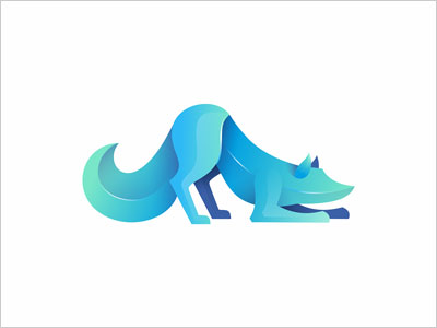 Gradient-Animal-logo-design-2016 (10)