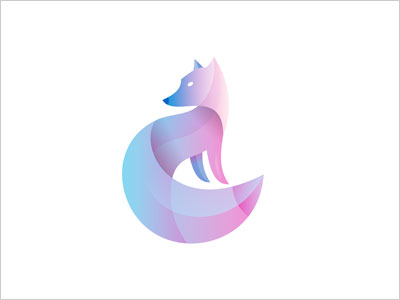Gradient-Animal-logo-design-2016 (19)