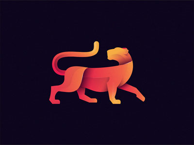 Gradient-Animal-logo-design-2016 (24)