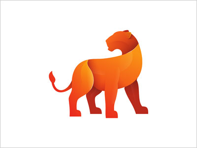 Gradient-Animal-logo-design-2016 (26)