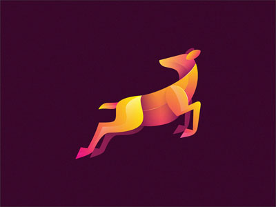 Gradient-Animal-logo-design-2016 (4)