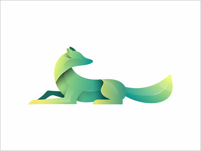 Gradient-Animal-logo-design-2016 (9)