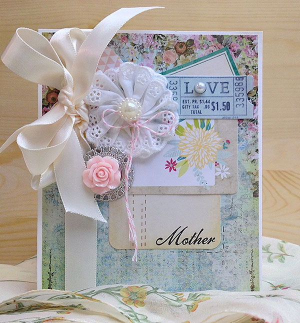 20 Beautiful Handmade Mother S Day Crafts Card Ideas 2016