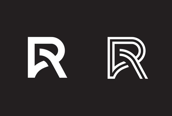 R-Monogram
