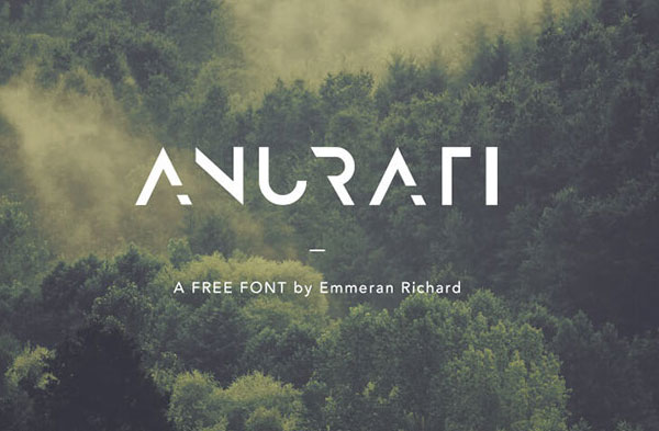 Awesome-Free-Font--ANURATI