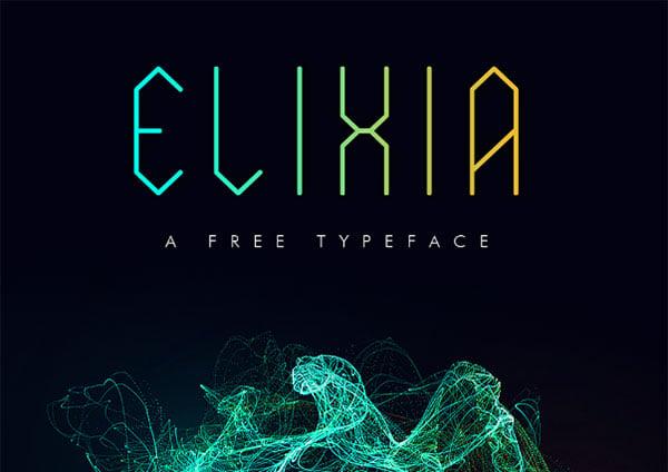 Elixia-Free-Heading-font-2016