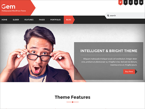 Gem-Corporate-Business-Wordpress-theme
